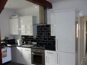 Kitchen Refit Finished